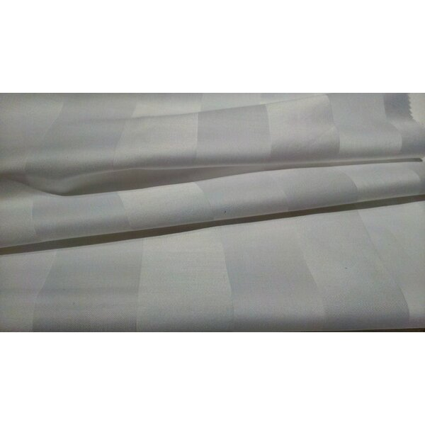 Crown Stripe 300 Thread Count 100% Cotton Sheet Set by The St.Pierre Home Fashion Collection